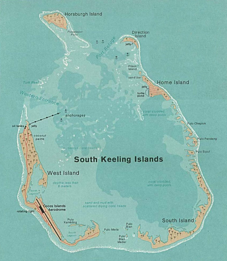 Territory of the Cocos (Keeling) Islands