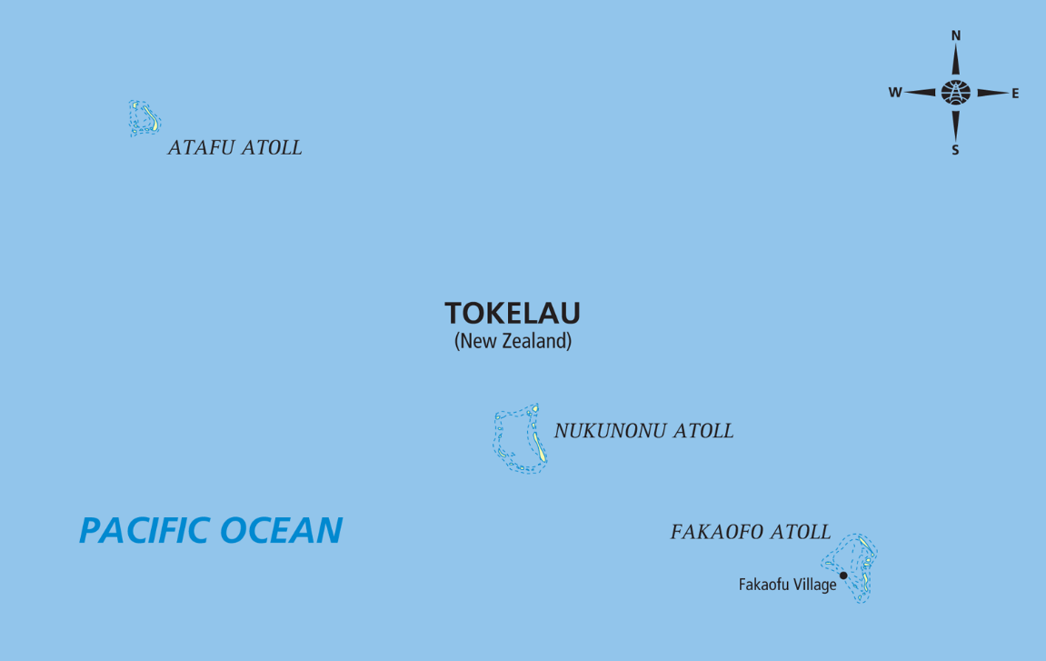 Tokelau_map