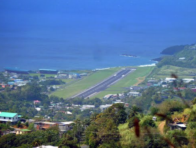 Kingstown Joshua Airport