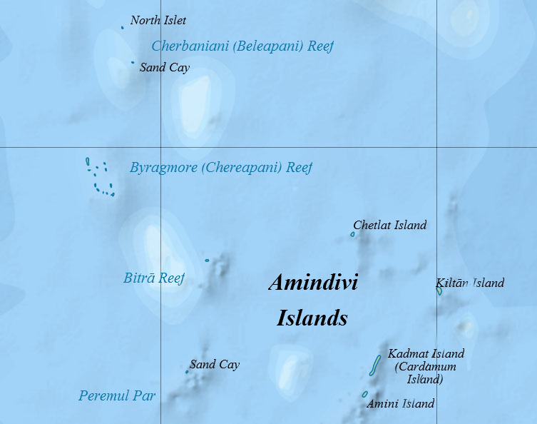 Aminidivi map